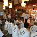 伏木神社拝殿