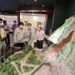 カルデラ砂防資料館